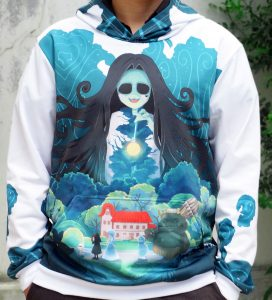 Hoodie Kunti Forest<br>250.000